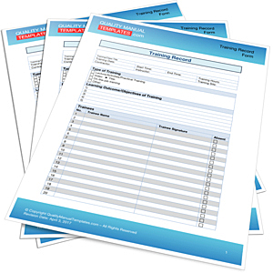 ISO 90012015 Forms And 9001 Checklists