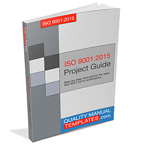 ISO 9001:2015 Project Guide