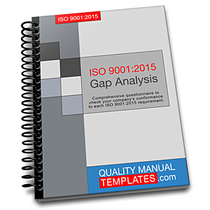 ISO 9001:2015 Gap Analysis